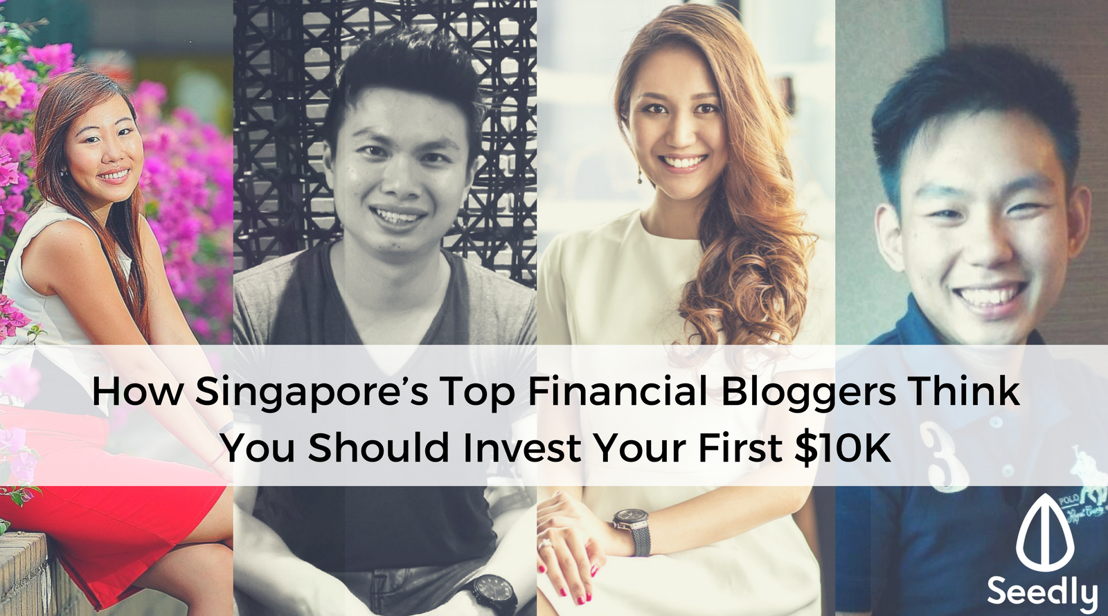 How Will Some Of Singapore's Top Financial Bloggers Invest Their First $10K