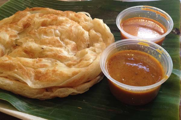 Roti Prata, hacks to get curry