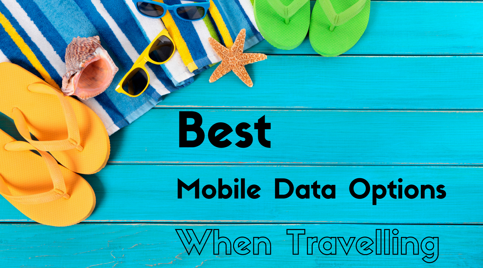 Travel Hacks: Should I buy overseas SIM card or locally when travelling?