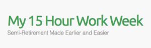 my 15 hour work week
