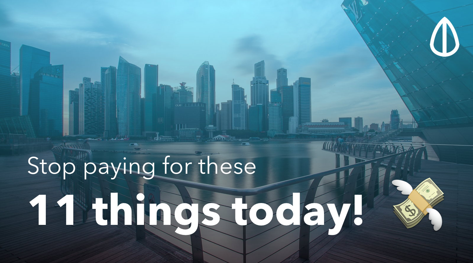 11 Things In Singapore You Shouldn't Pay For But Probably Are
