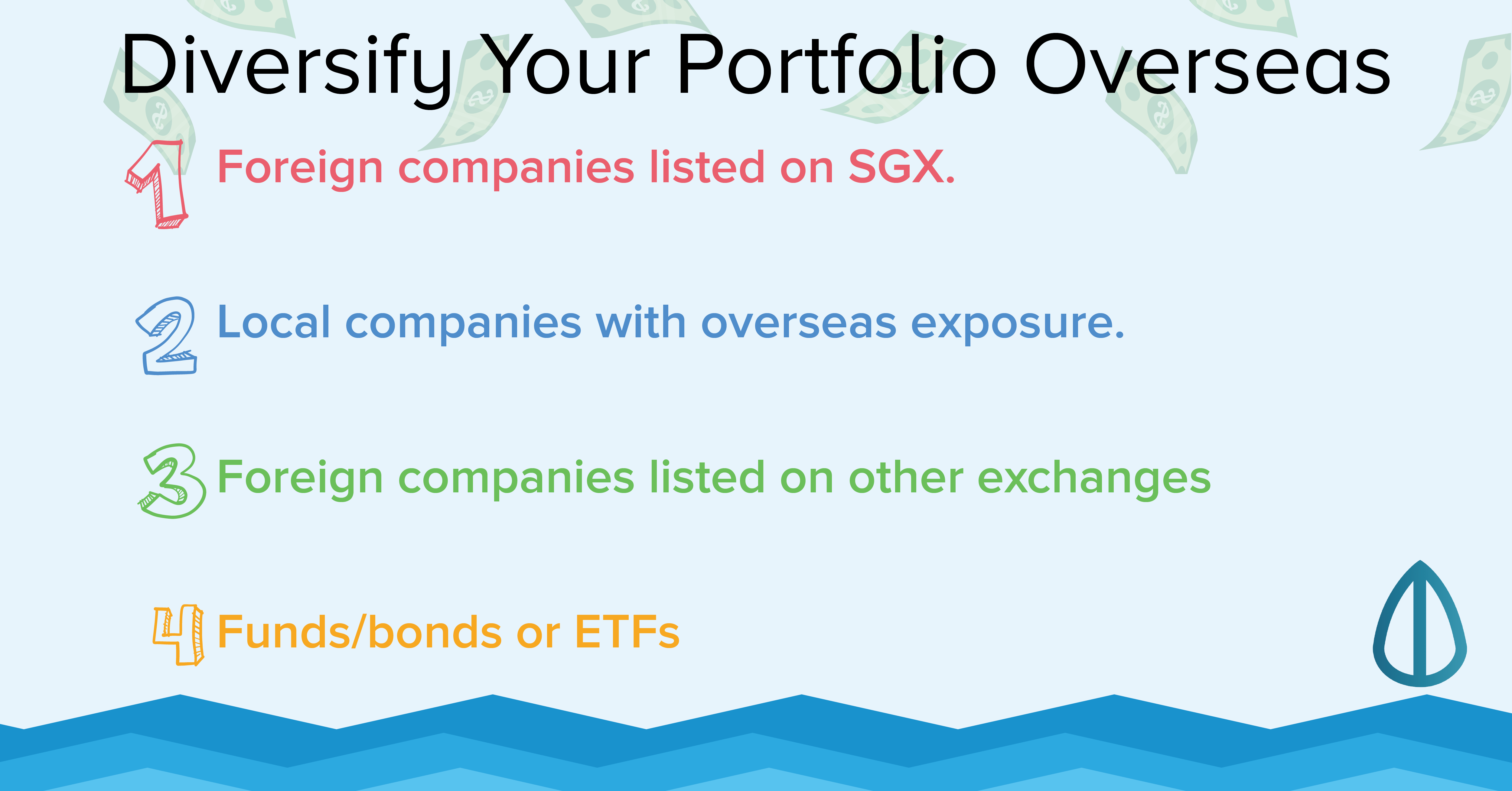 Working Adult: Diversify Your Portfolio Overseas For Better Investment Outcome