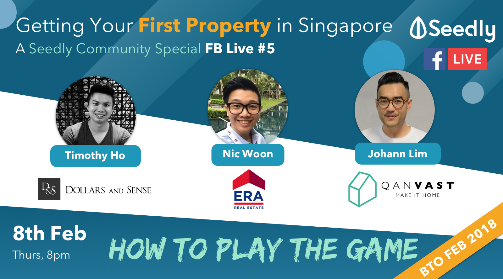 Getting Your First Property In SG