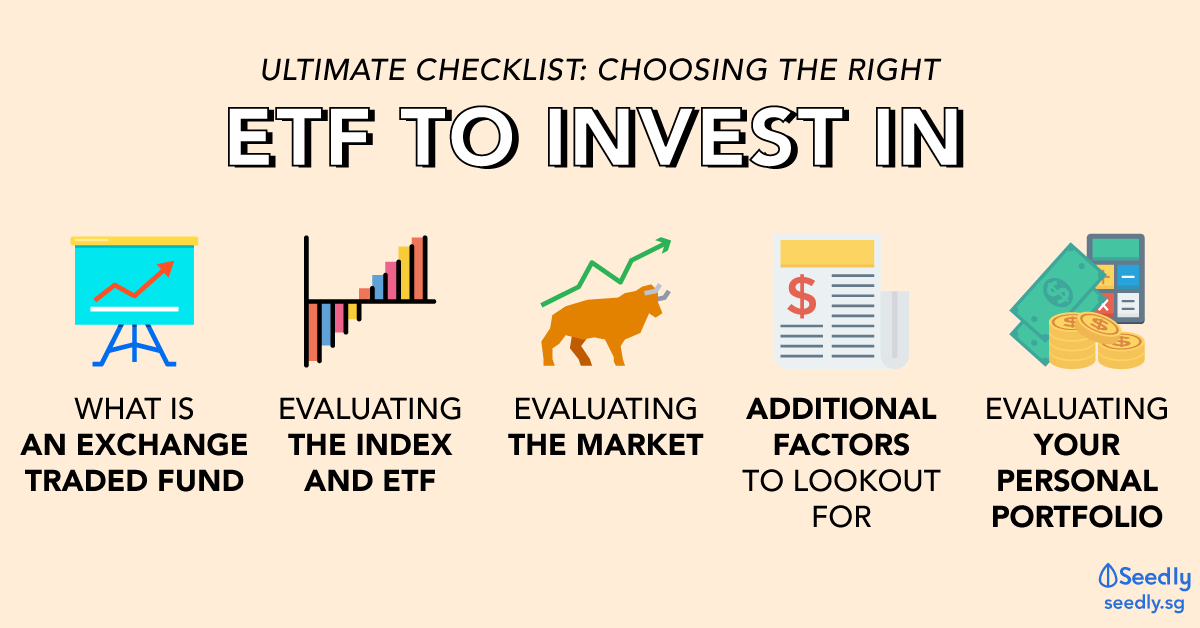 How to invest in ETF in Singapore