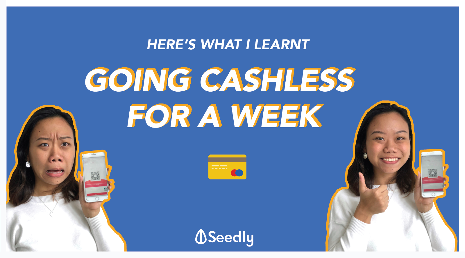 cashless for a week