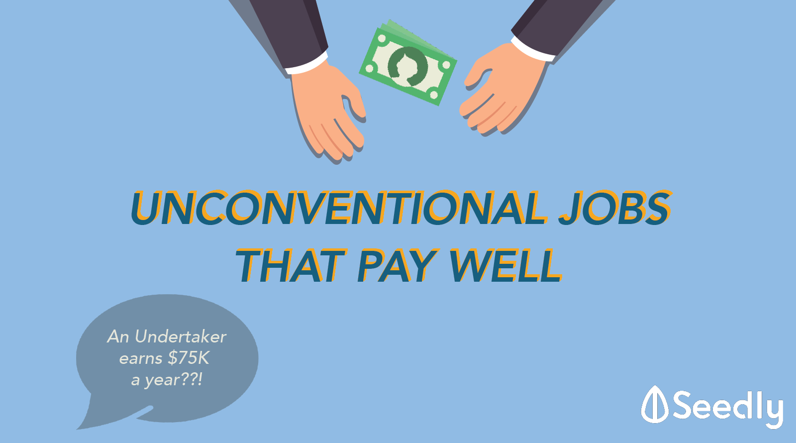 Unconventional Jobs That Surprisingly Pay Well