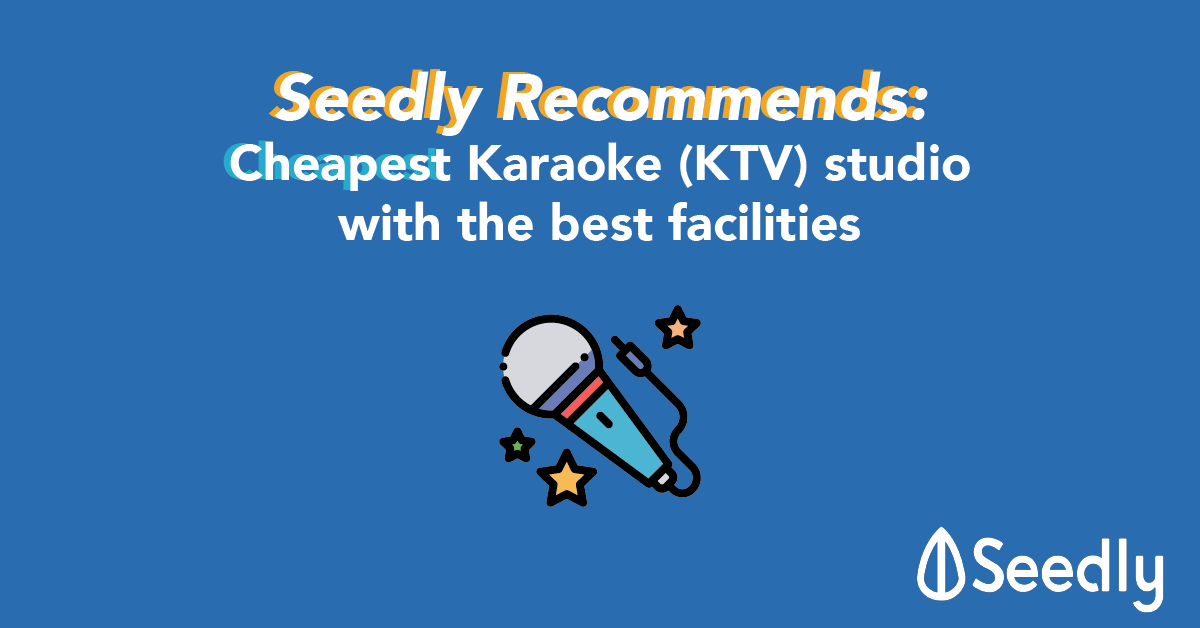Cheapest Karaoke (KTV) studio with the best facilities in Singapore: Based on Real User Reviews