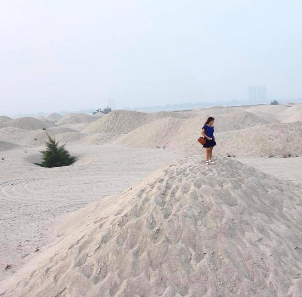 White Sand Dunes @ Pantai Klebang Malacca