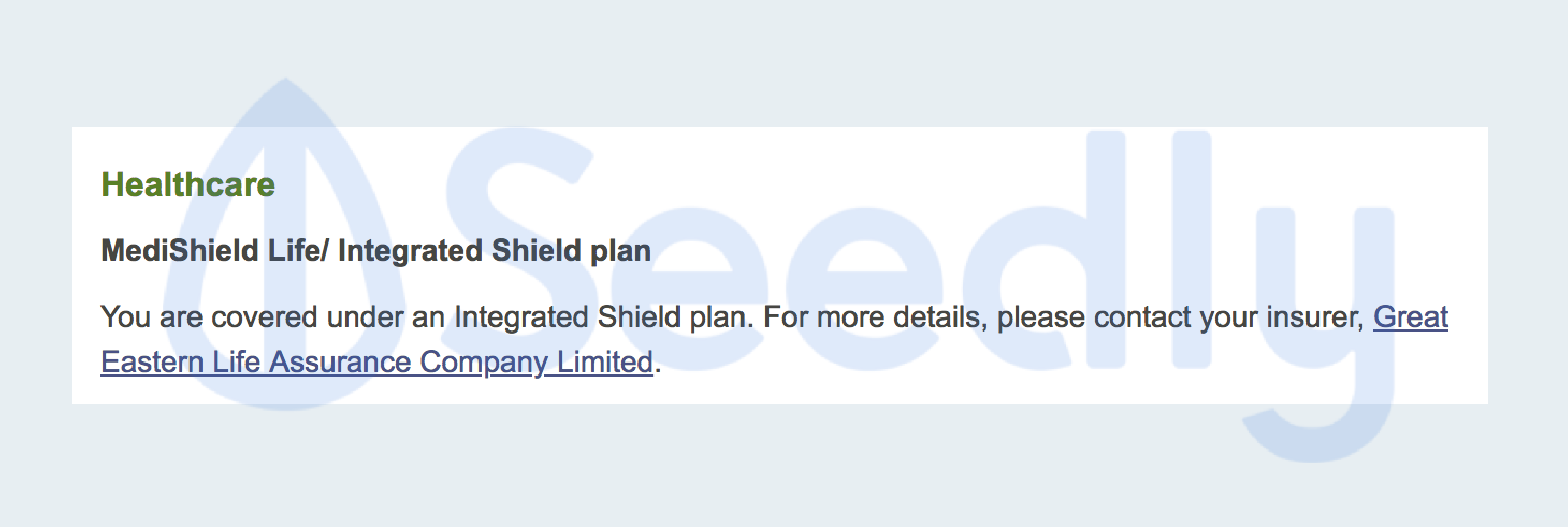 CPF website Integrated Shield Plan