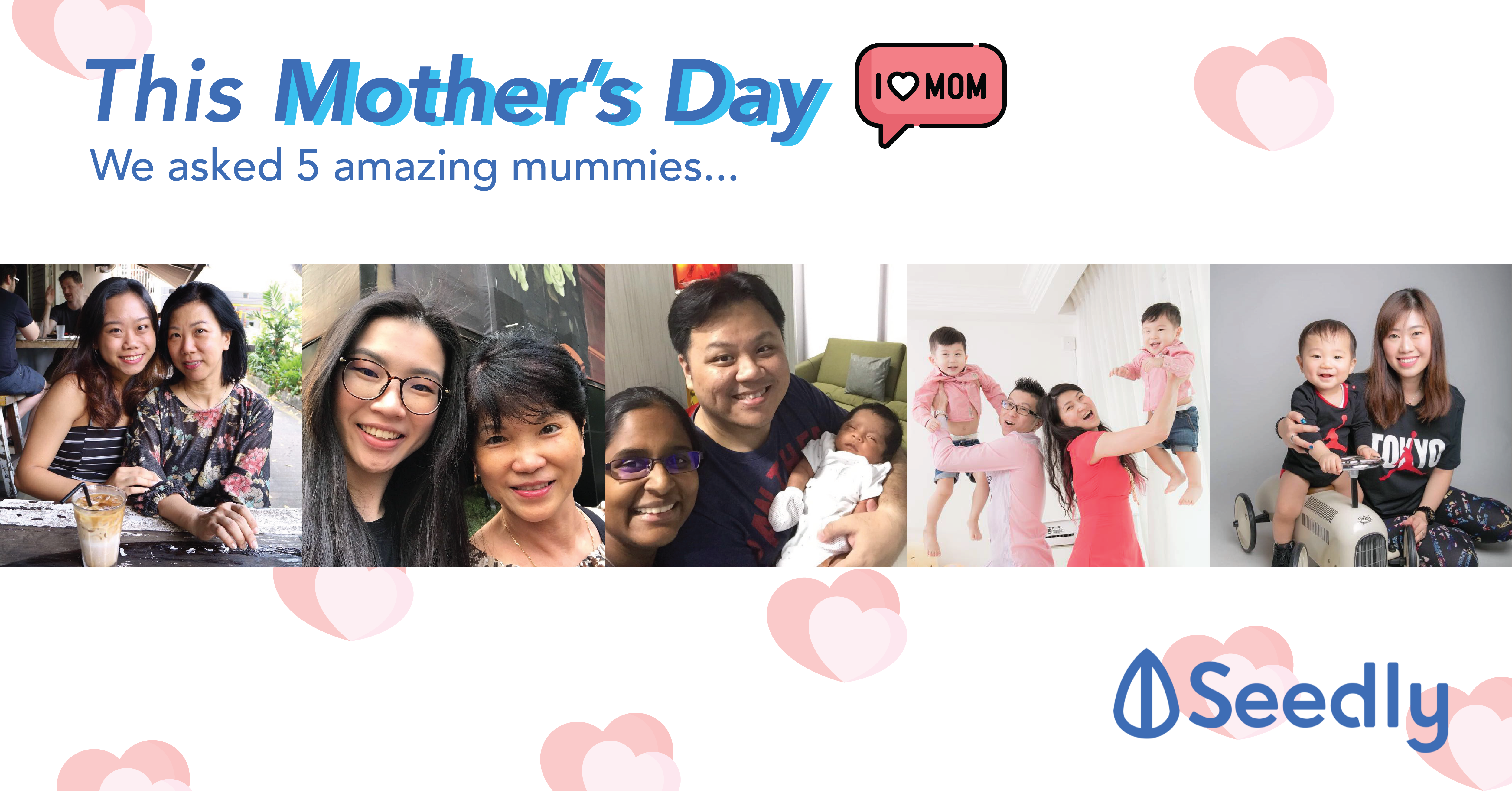 Mother's Day Special: How 5 Amazing Singaporean Mummies Overcome The Challenges They Face, When Raising Their Children