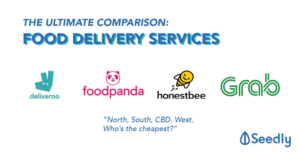 The Ultimate Food Delivery Services Comparison: Deliveroo vs