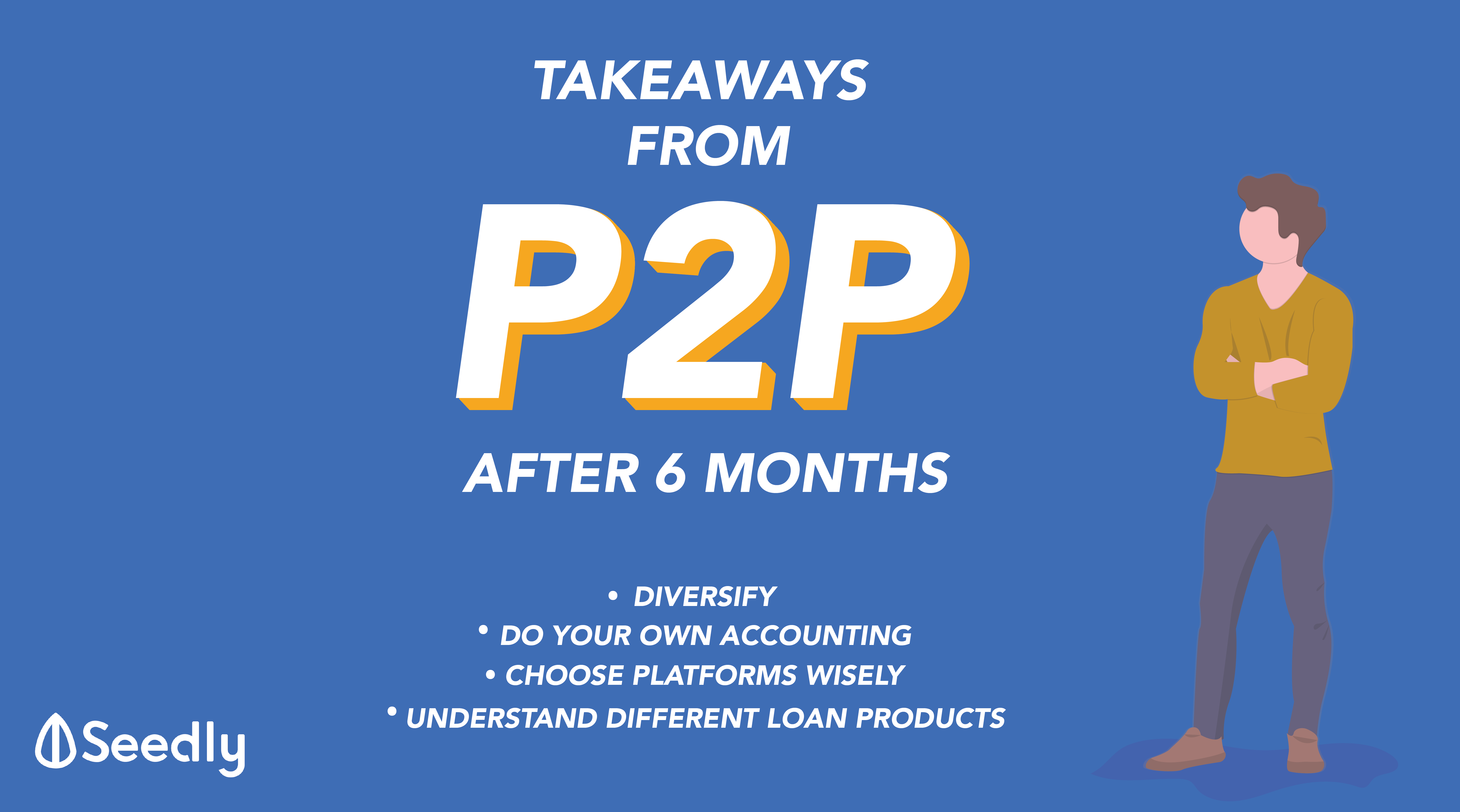 P2P Lending Review: Takeaways After 6 Months
