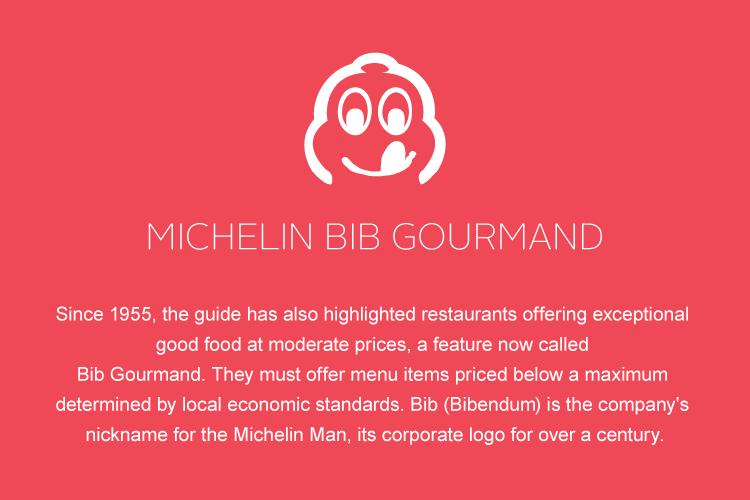 Michelin Bib Gourmand Explanation