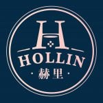 hollin logo bubble tea singapore