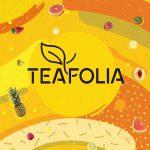 teafolia logo singapore