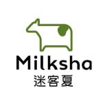 Milksha logo singapore