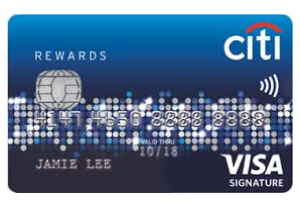 Citi Rewards Card by Citibank
