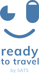 Ready To Travel Logo