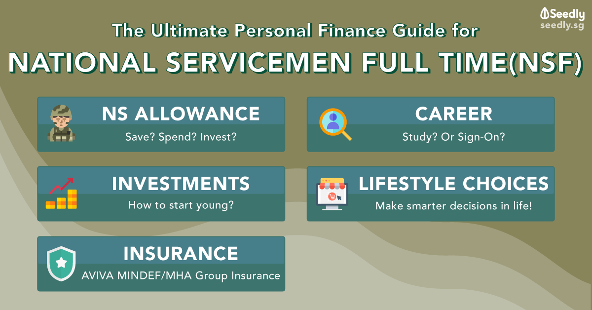 Seedly Lifestages National Serviceman Full Time NSF