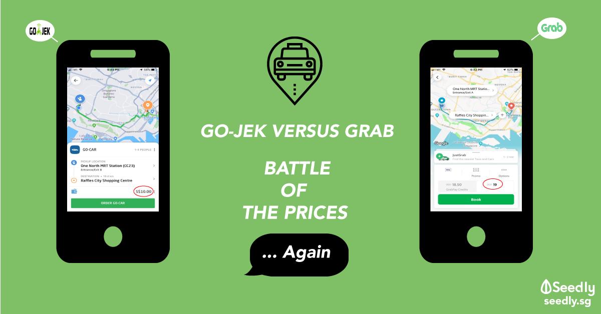 Go-Jek Versus Grab: Is It Worth It? - Seedly - Get Rich Or Die Tryin'
