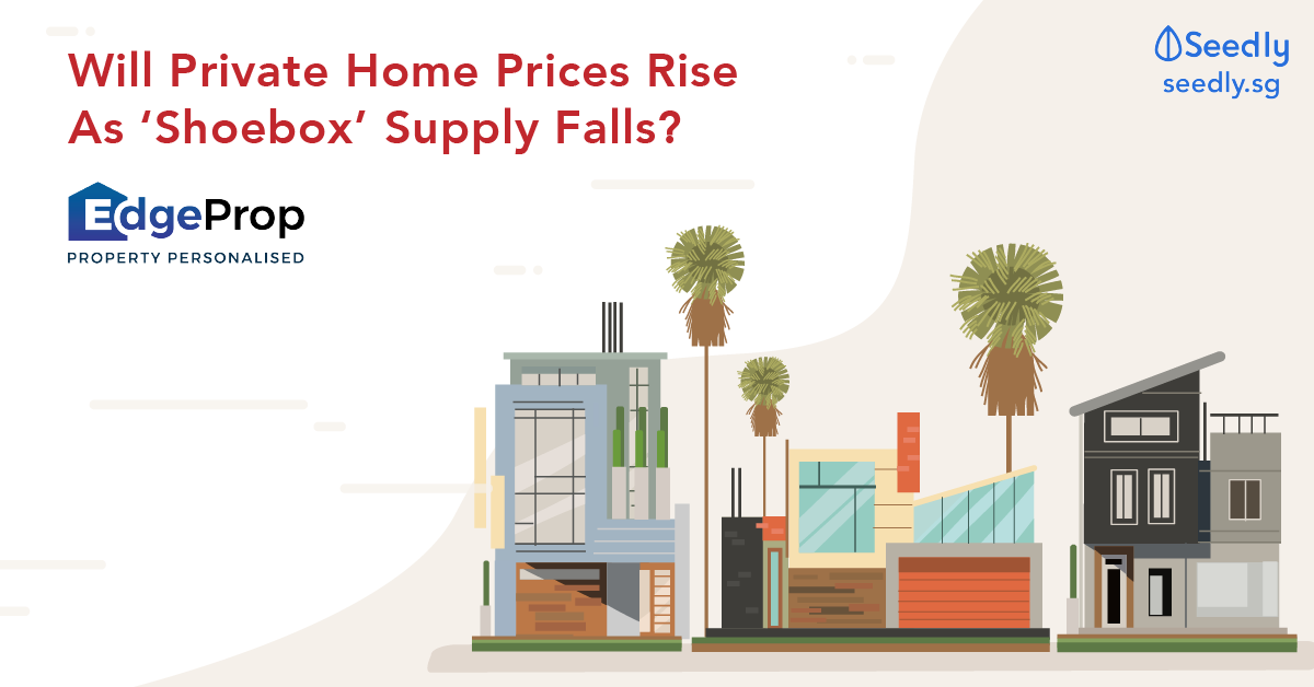 Will Private Home Prices in Singapore Rise As 'Shoebox' Supply Falls?