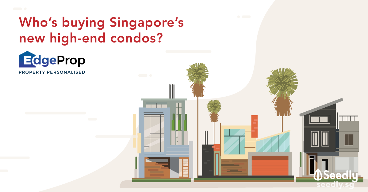 Who's buying Singapore's new high-end condos?