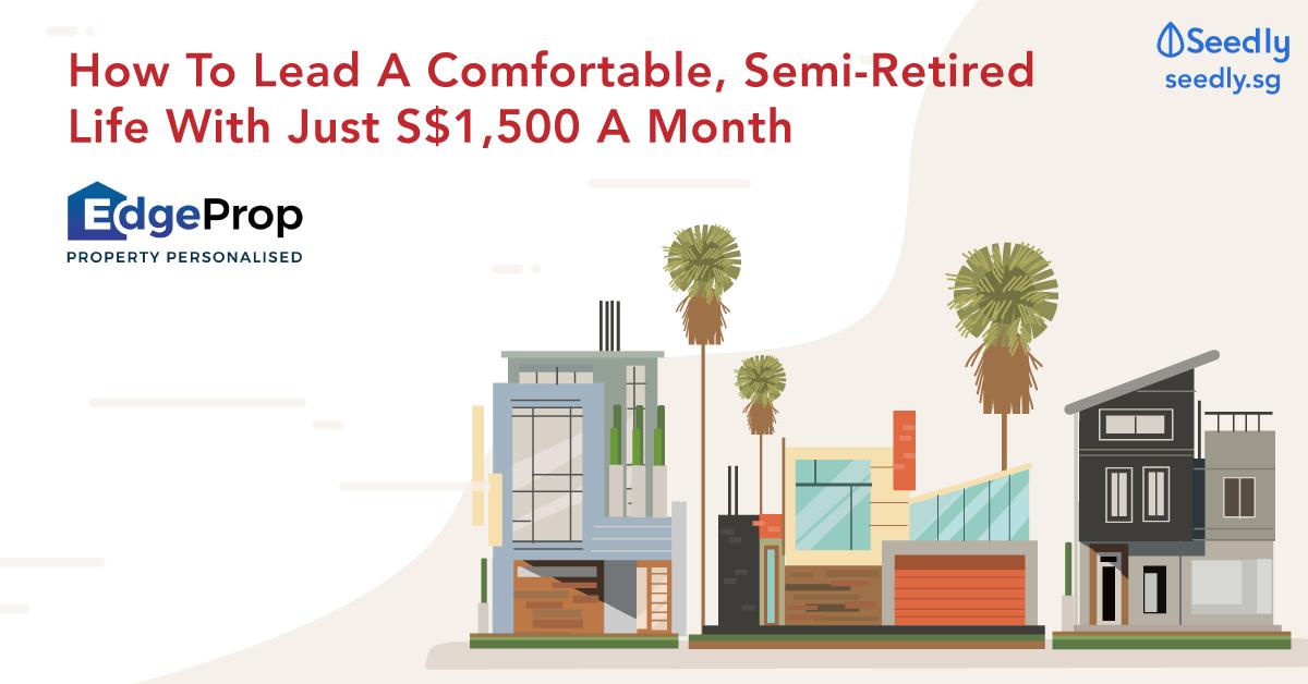 EdgeProp Semi-Retire With $1500