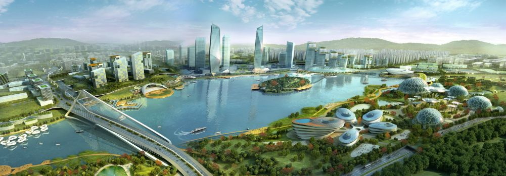 ASB Property Sino-Singapore Guangzhou Knowledge City