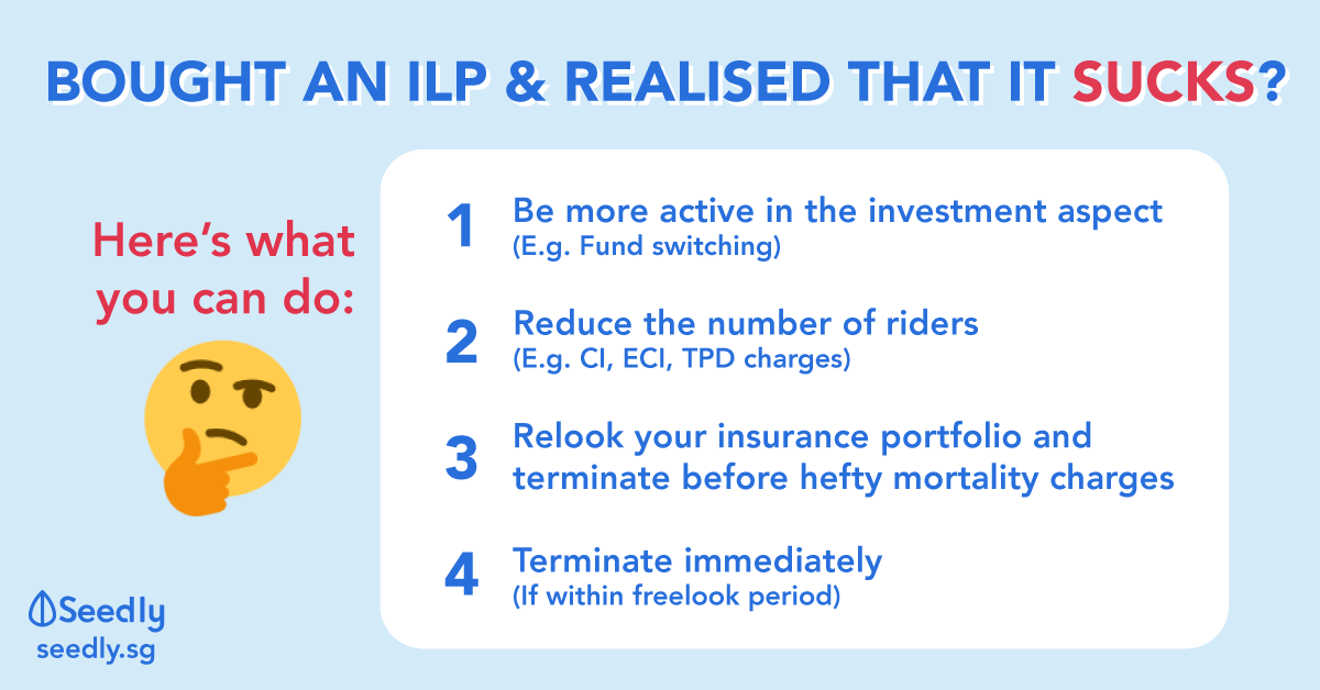Why You Shouldn't Regret Buying Your Investment-Linked Policies (ILPs)?