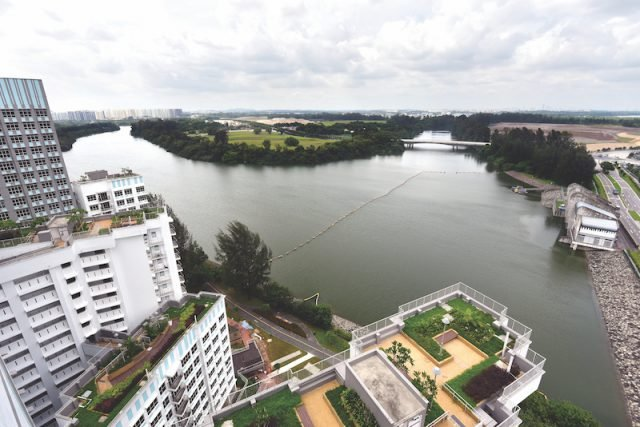 View From Punggol Bayview