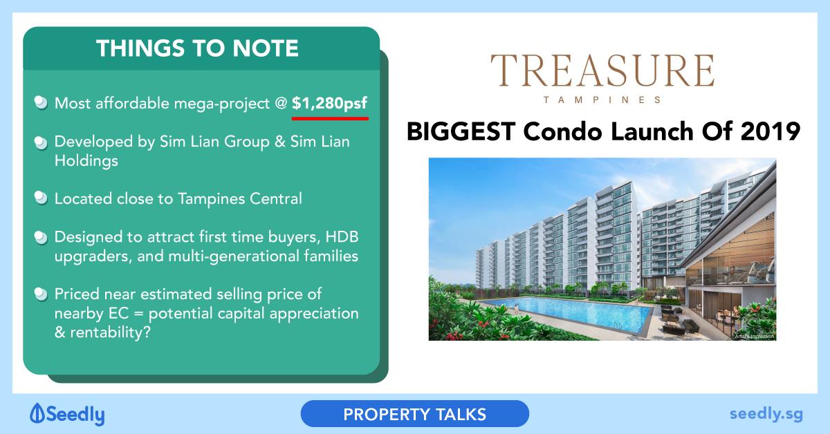 Treasure At Tampines Condo Launch
