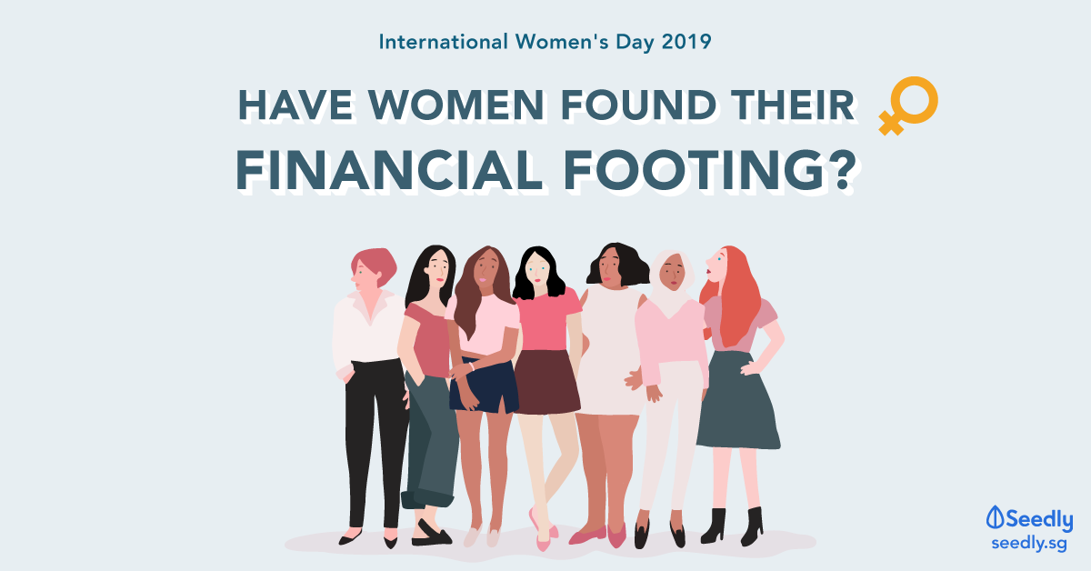 Have Women Found Their Financial Footing? (International Women's Day 2019)