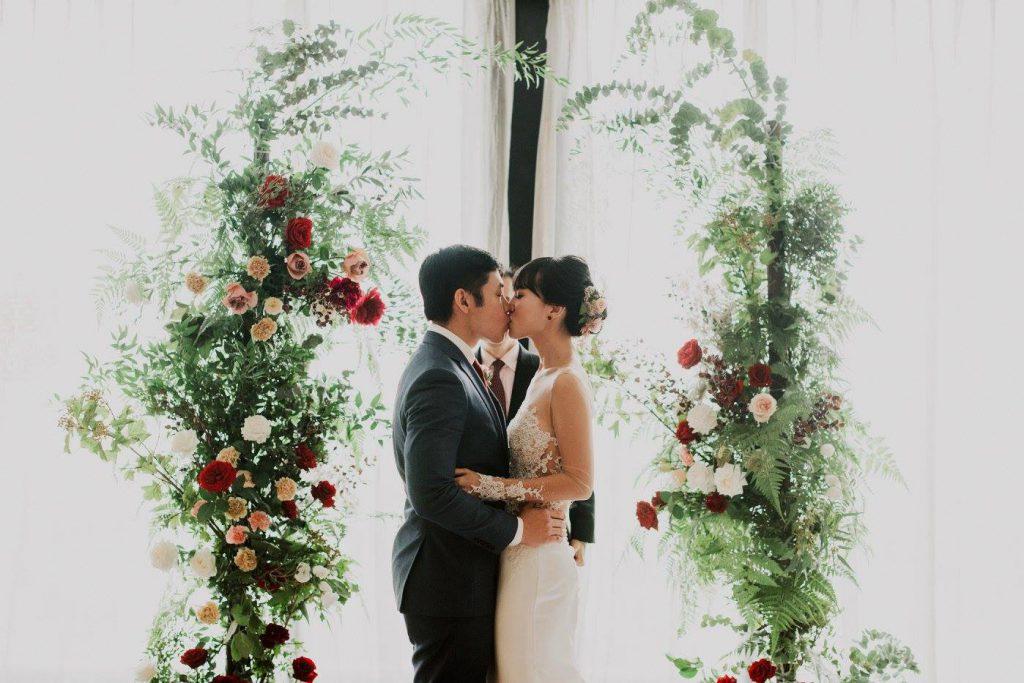 Bloc Memoire Actual Day Wedding Photo