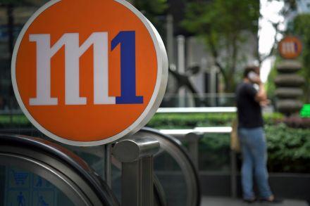 M1 Logo By Escalator