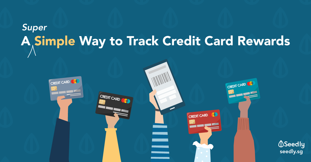 The Beginner's Guide to Tracking Credit Card Rewards (4 SIMPLE STEPS)