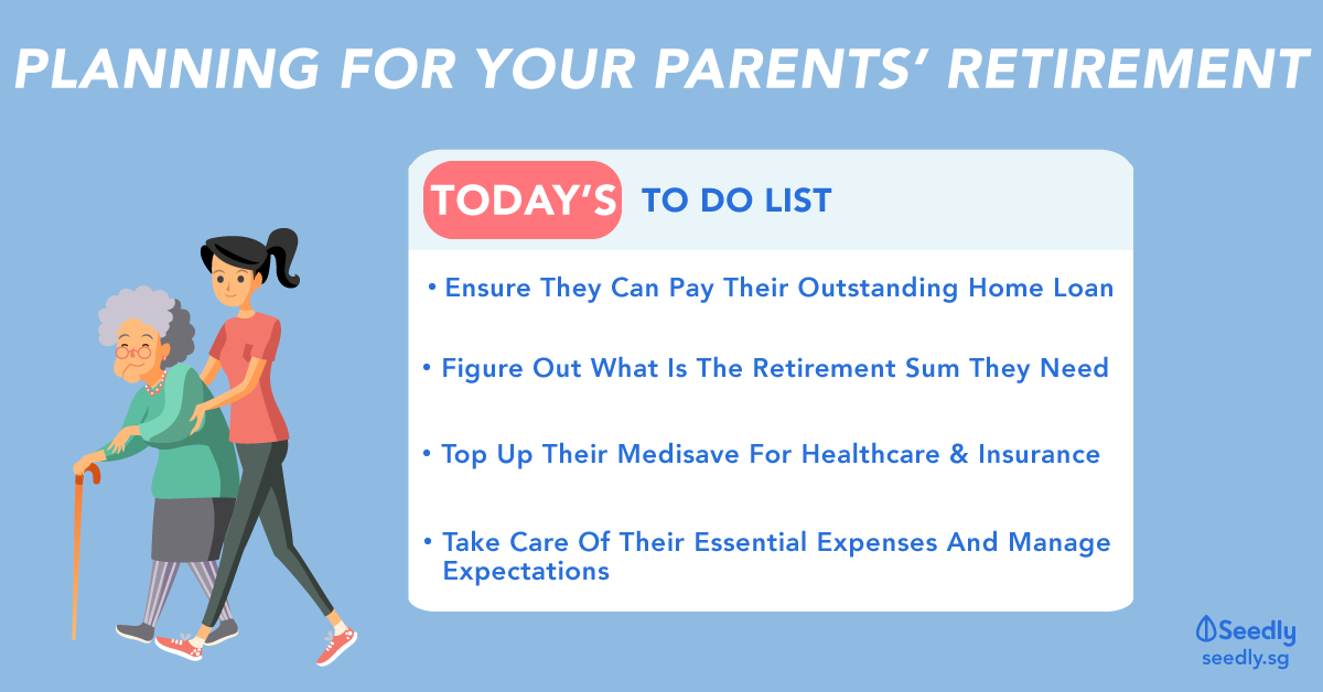Planning For Parents' Retirement