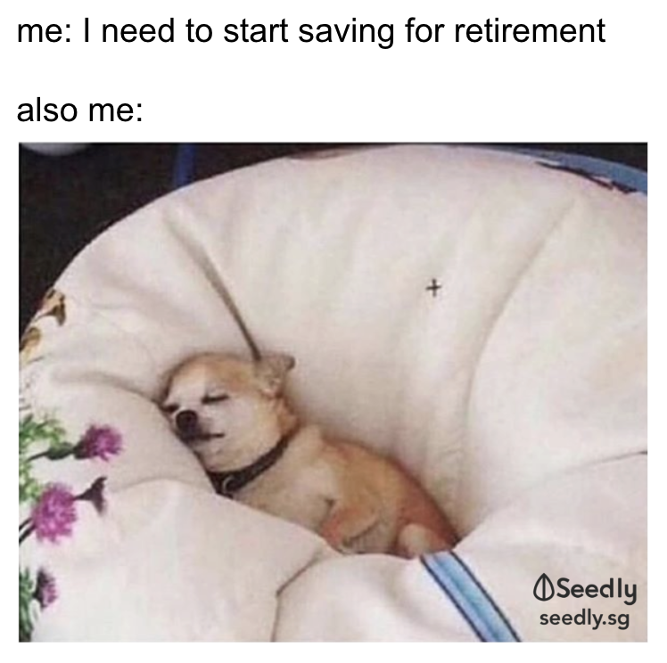 Seedly Saving For Retirement