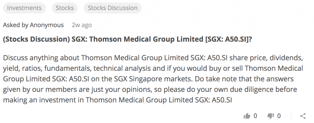 Seedly Q&A Raffles Medical Group (SGX: BSL)