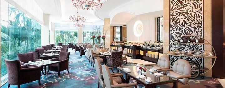 Rose Veranda Shangri-La High Tea