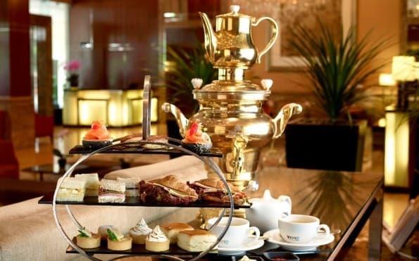 Lobby Lounge & Bar Holiday Inn Singapore Orchard