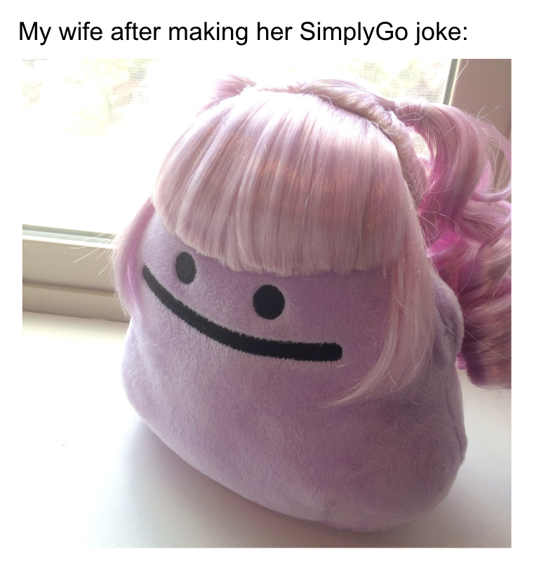 Ditto With Wig