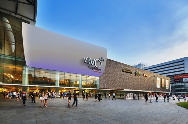 REITs how to Vivocity