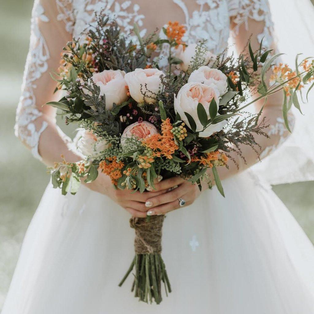 Sing See Soon Wedding Florist