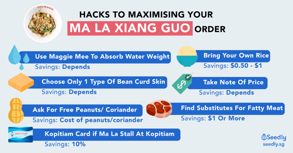 How to maximise your ma la xiang guo order
