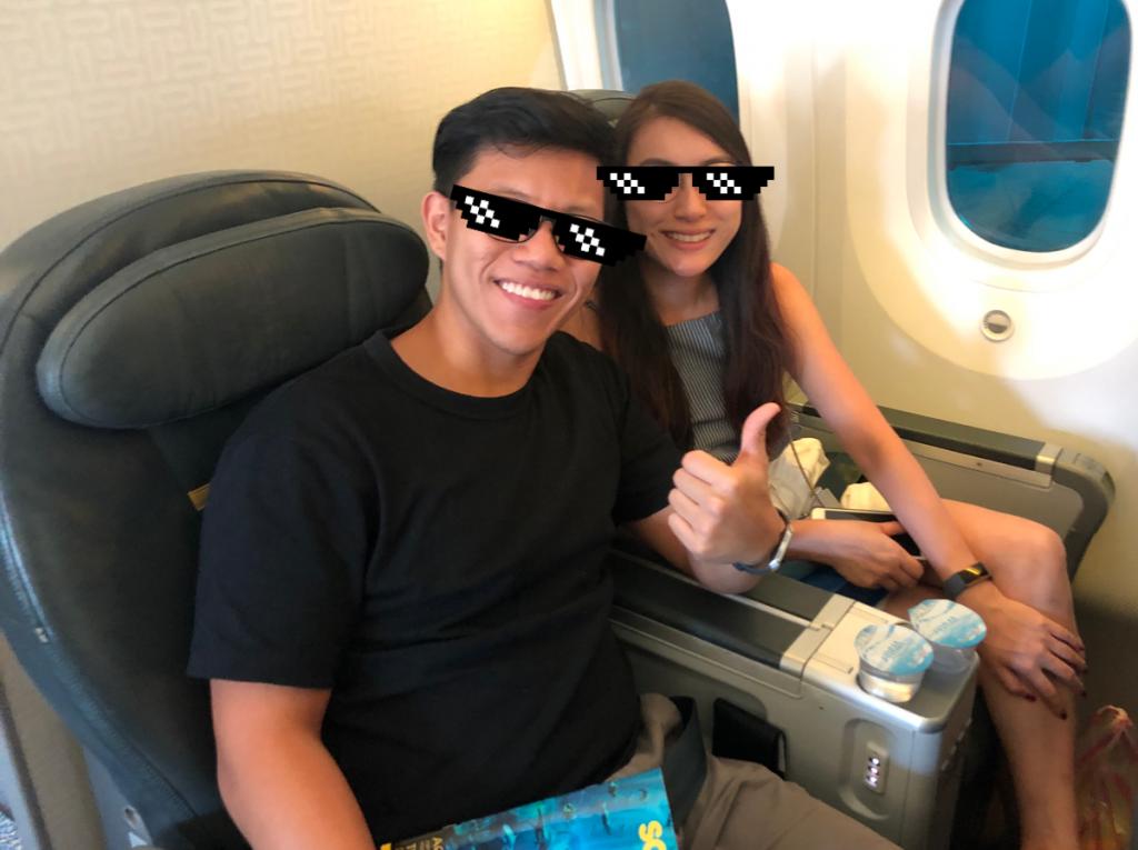 ScootBIZ Seats