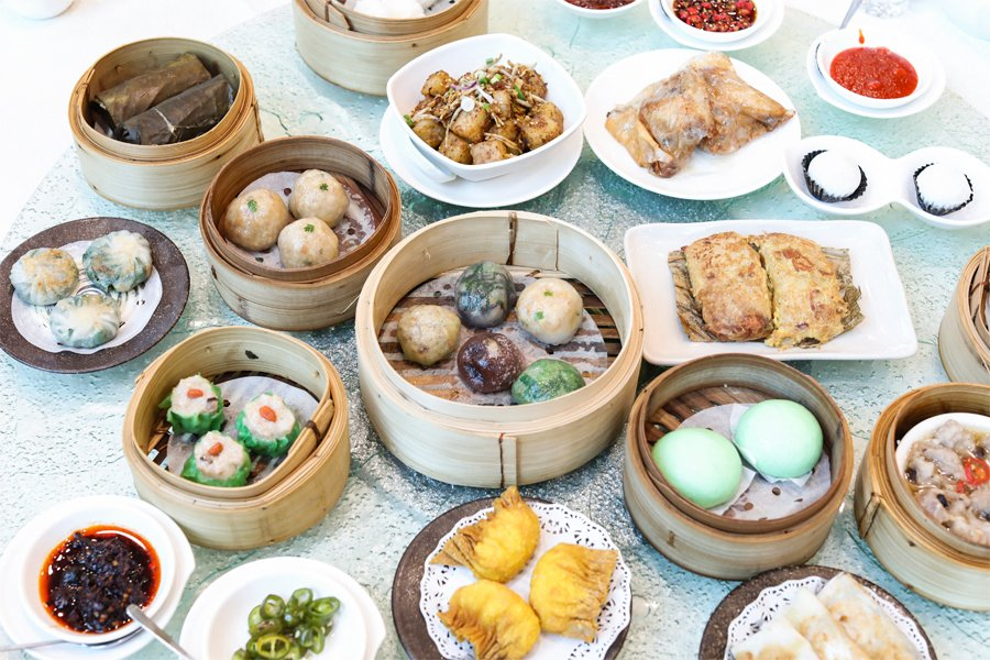Swatow Seafood dim sum