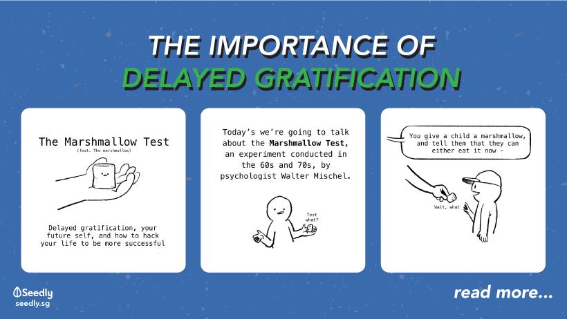 Delayed Gratification: Predicting Our Likelihood Of Success In Life