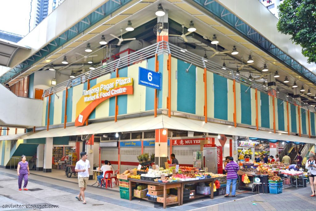 Tanjong Pagar Plaza Food Centre