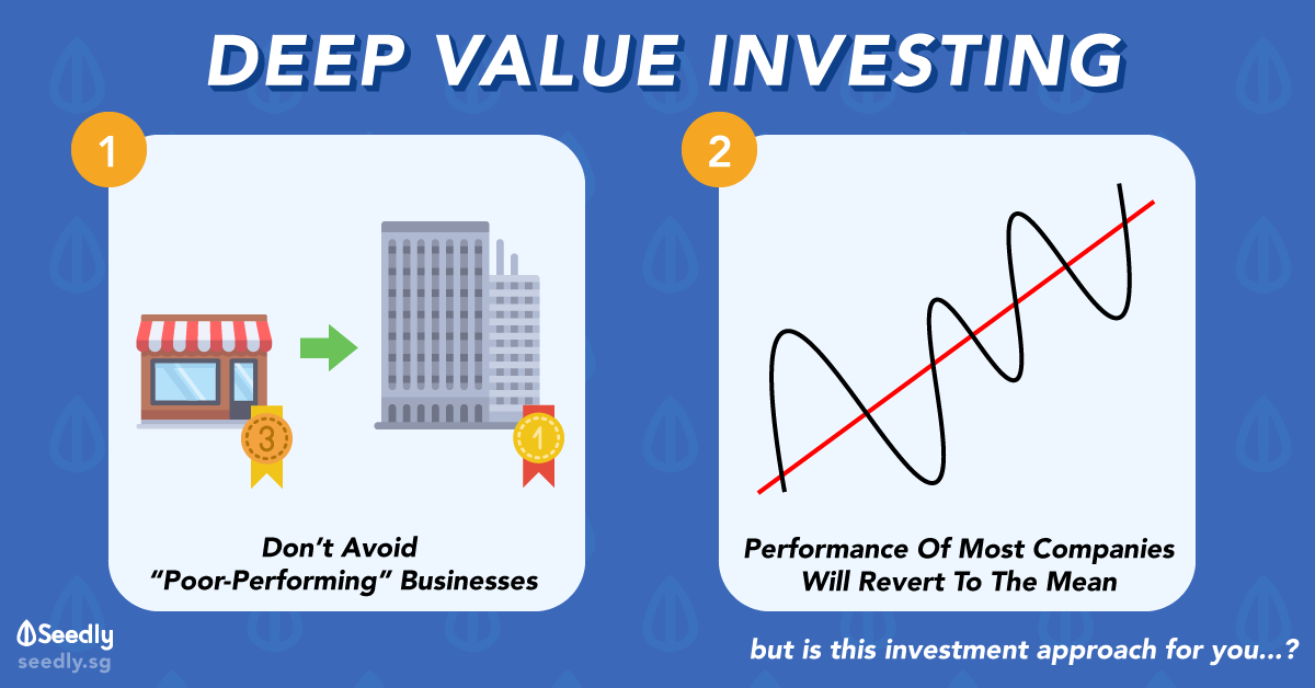 Seedly Deep Value Investing