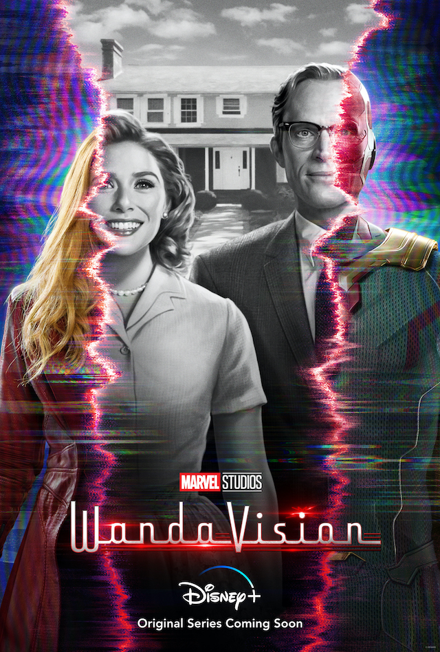 wandavision disney plus